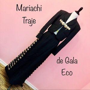 Dresses & Skirts - 🖤Mariachi Treje de Gala Eco